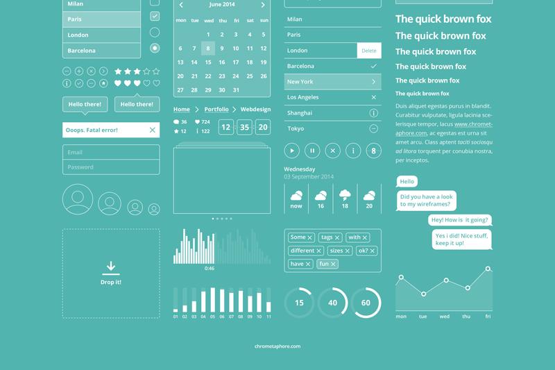 Mobile ui blueprint 12 free design resource download mobile ui blueprint 12 malvernweather Image collections